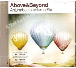 Anjunabeats Vol. 6 : 2CD Mixed by ABOVE & BEYOND UK Trance