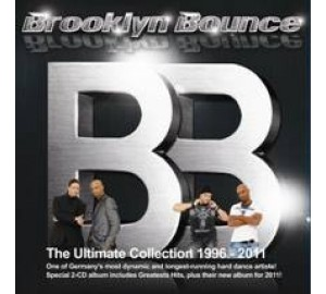 Brooklyn Bounce : ULTIMATE COLLECTION 1996-2011 2CD Edition