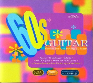 60s GUITAR Theme For The Young Heart - Lex Vandyke Audiophile 24bit Remastering CD