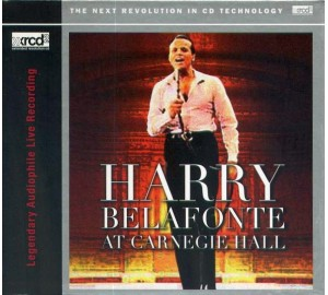 Harry Belafonte : AT CARNEGIE HALL XRCD