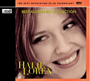 Halie Loren : BEST AUDIOPHILE COLLECTION XRCD