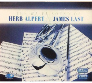 Herb Alpert & James Last : THE HI-FI SOUND OF 24bit Remastering Audiophile 2CD
