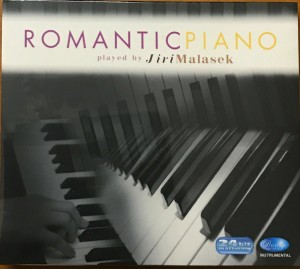 Jiri Malasek : ROMANTIC PIANO 24bit Mastering CD